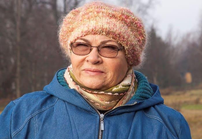 Нина Усатова в фильме *Управдомша*, 2019 | Фото: kino-teatr.ru