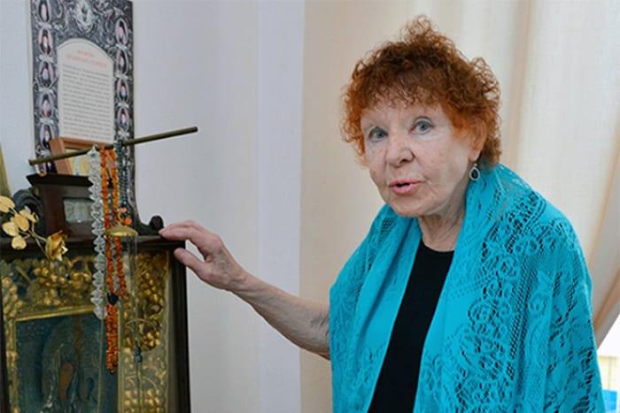 Народная артистка РСФСР Нина Ургант | Фото: 24smi.org