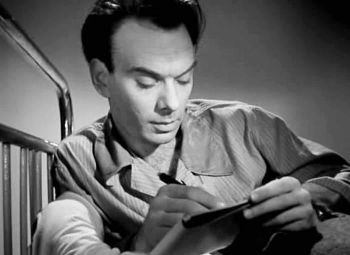 Алексей Баталов в фильме *Девять дней одного года*, 1961 | Фото: kino-teatr.ru