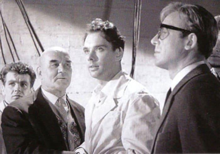 Кадр из фильма *Девять дней одного года*, 1961 | Фото: kino-teatr.ru