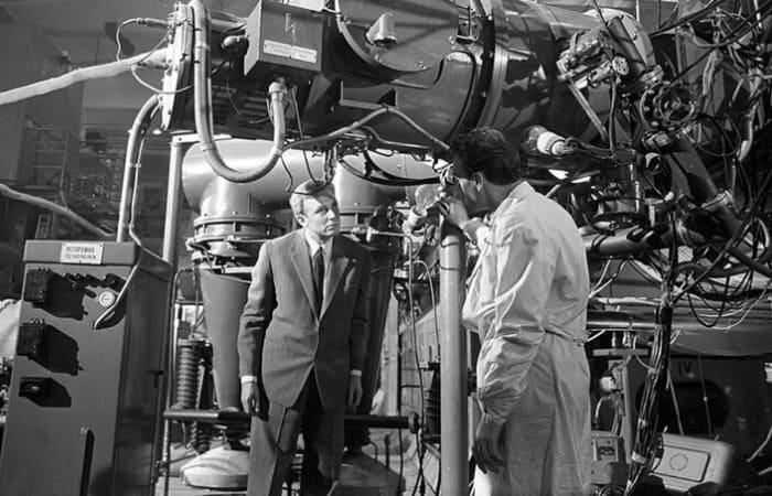 Кадр из фильма *Девять дней одного года*, 1961 | Фото: domkino.tv