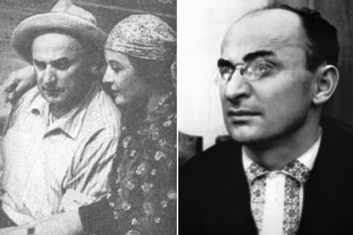 Лаврентий Берия и его жена Нино Гегечкори | Фото: anews.com