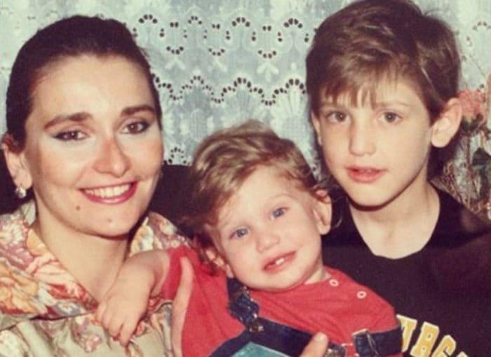 Актриса Ия Нинидзе с детьми | Фото: uznayvse.ru