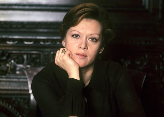 Актриса театра и кино Алиса Фрейндлих   Фото: russia.tv
