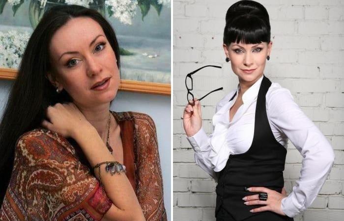Заслуженная артистка России Нонна Гришаева | Фото: uznayvse.ru, 24smi.org