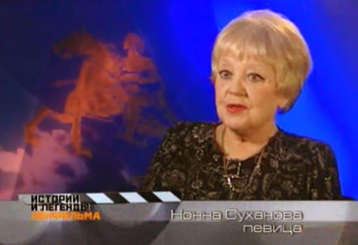 Нонна Суханова в зрелые годы | Фото: kino-teatr.ru