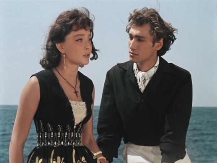 Кадр из фильма *Человек-амфибия*, 1961 | Фото: liveinternet.ru