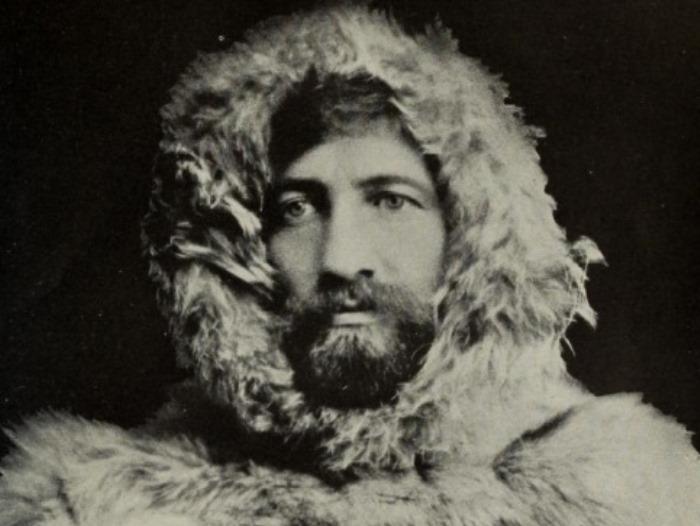 Претендент на роль первооткрывателя Северного полюса Фредерик Кук | Фото: persons-info.com