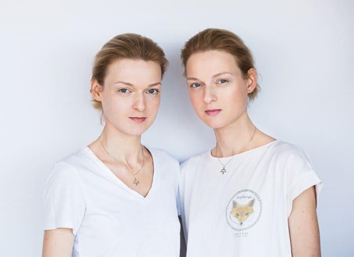 Сестры Екатерина и Дарья Носик | Фото: ru.hellomagazine.com