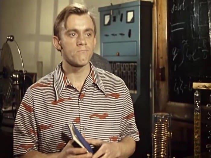 Валерий Носик в фильме *Операция Ы и другие приключения Шурика*, 1965 | Фото: chtoby-pomnili.com