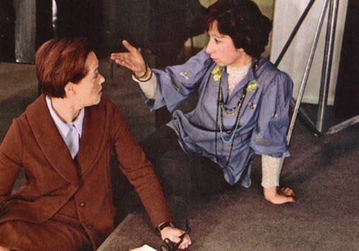 Кадр из фильма *Служебный роман*, 1977 | Фото: kino-teatr.ru