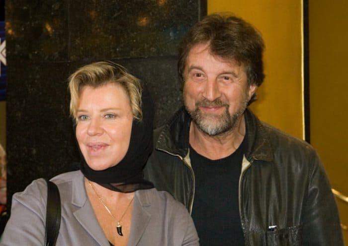Оксана Афанасьева и Леонид Ярмольник в 2008 г. | Фото: kino-teatr.ru