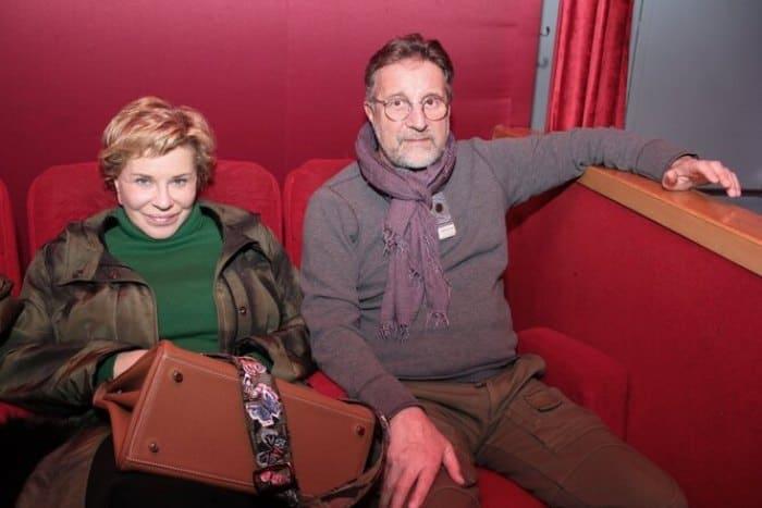 Оксана Афанасьева и Леонид Ярмольник | Фото: goodhouse.ru