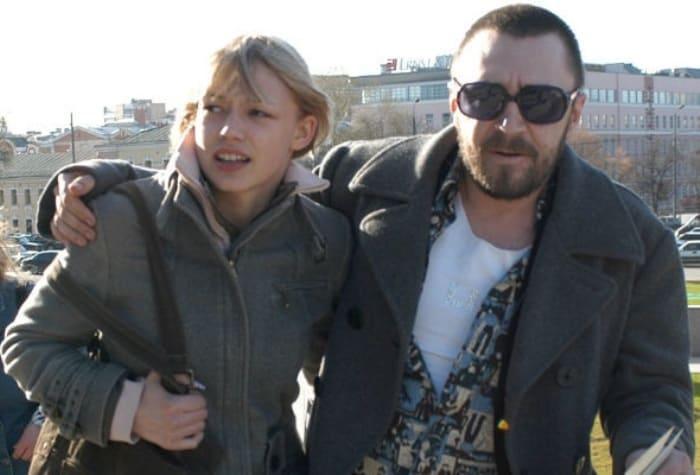 Оксана Акиньшина и Сергей Шнуров | Фото: shining-stars.ru
