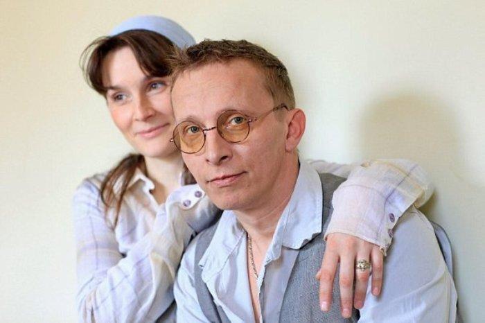 Оксана Арбузова и Иван Охлобыстин | Фото: glamlemon.ru