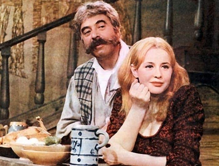 Кадр из фильма *Старая, старая сказка*, 1968 | Фото: domkino.tv
