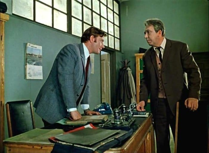 Кадр из фильма *Старики-разбойники*, 1971 | Фото: domkino.tv