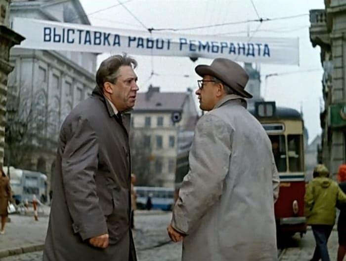 Юрий Никулин и Евгений Евстигнеев в фильме *Старики-разбойники*, 1971 | Фото: kino-teatr.ru