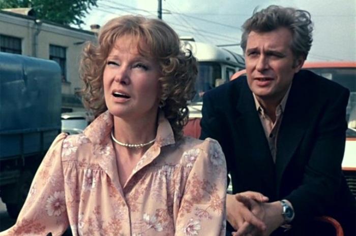 Кадр из фильма *Вокзал для двоих*, 1982 | Фото: aif.ru
