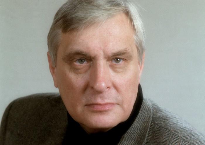 Народный артист СССР Олег Басилашвили | Фото: my-hit.org
