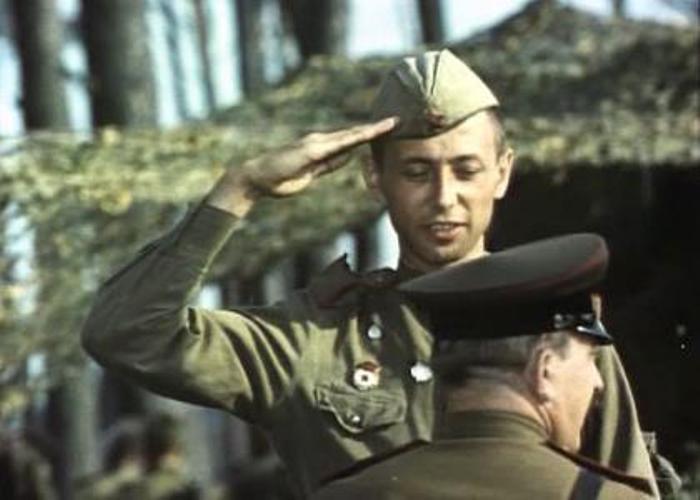 Кадр из фильма *Женя, Женечка и *катюша*, 1967   Фото: biography-life.ru