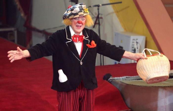 Легендарный артист цирка | Фото: rbc.ua