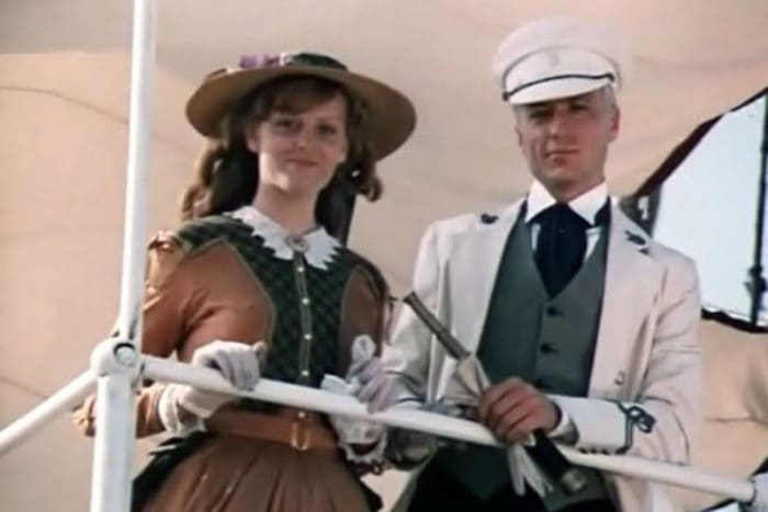 Кадр из фильма *В поисках капитана Гранта*, 1985 | Фото: livelib.ru