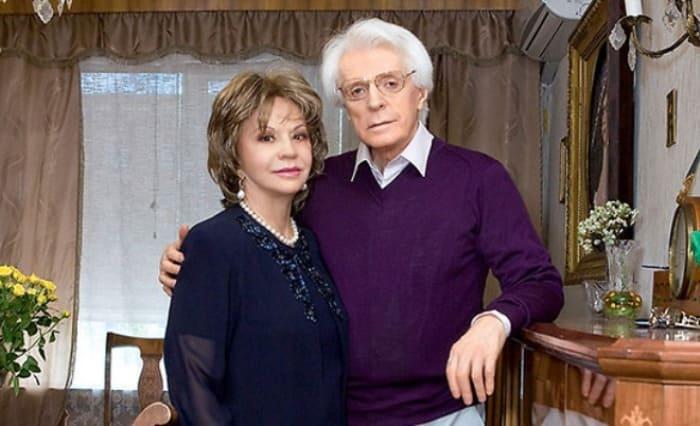 Актер с женой | Фото: 24smi.org