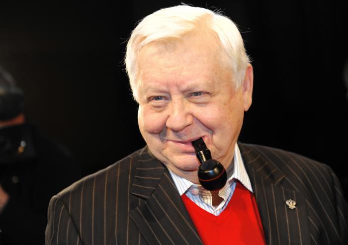 Актер театра и кино, режиссер Олег Табаков | Фото: gazeta.ru