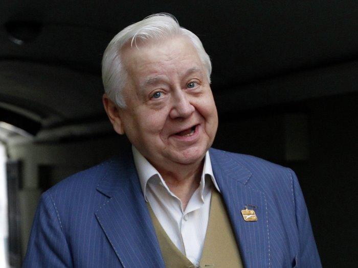 Актер театра и кино, режиссер Олег Табаков | Фото: peoples.ru