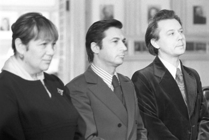Галина Волчек, Игорь Кваша и Олег Табаков | Фото: kino-teatr.com