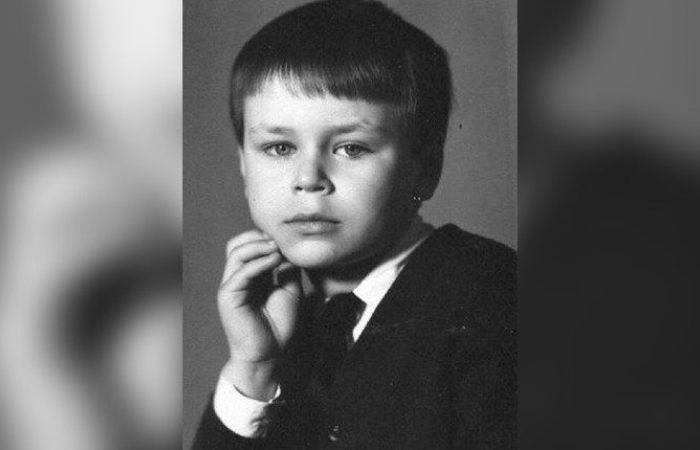 Олег Тактаров в детстве   Фото: uznayvse.ru