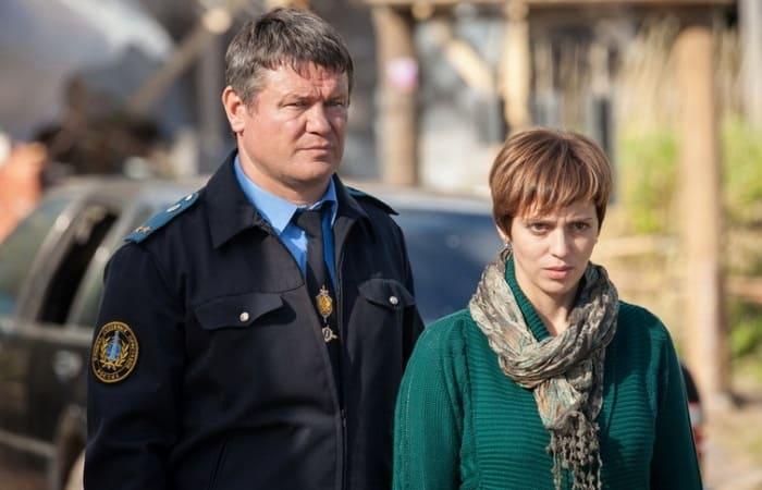 Кадр из сериала *Бывшая жена*, 2013   Фото: kino-teatr.ru