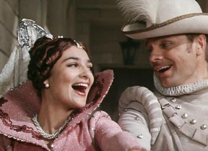 Кадр из фильма *Благочестивая Марта*, 1980 | Фото: kino-teatr.ru
