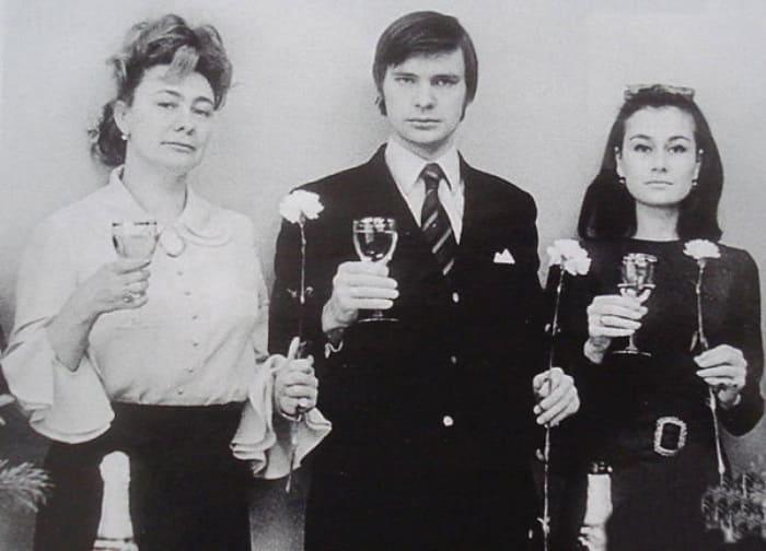 Галина Брежнева, Олег Видов и Наталья Федотова | Фото: kino-teatr.ru
