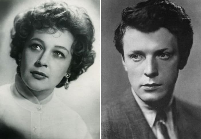 Марианна и Олег Стриженовы | Фото: kino-teatr.ru