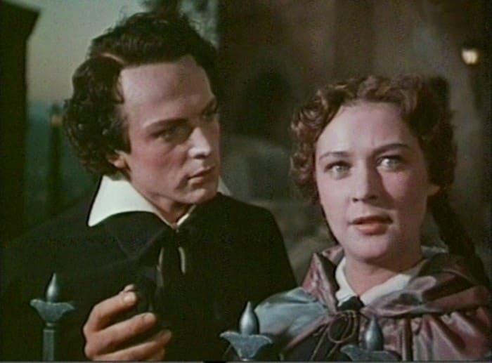 Кадр из фильма *Овод*, 1955 | Фото: kino-teatr.ru
