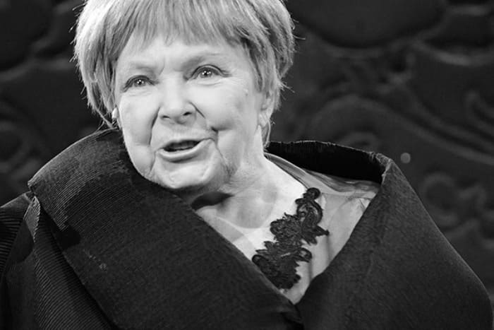 Народная артистка РСФСР Ольга Аросева   Фото: lenta.ru