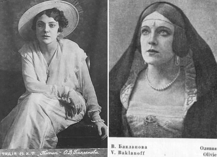 Актриса театра и кино Ольга Бакланова | Фото: kino-teatr.ru