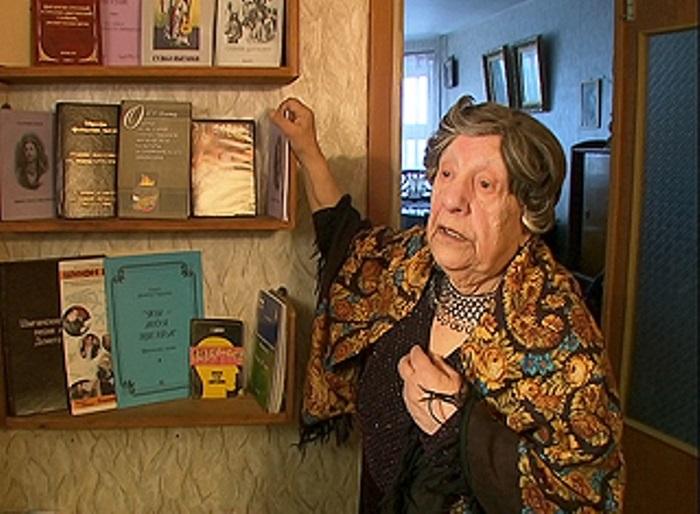 Заслуженная артистка России Ольга Деметер-Чарская | Фото: tvkultura.ru