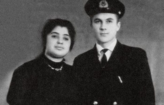 Родители Ольги Дроздовой   Фото: uznayvse.ru