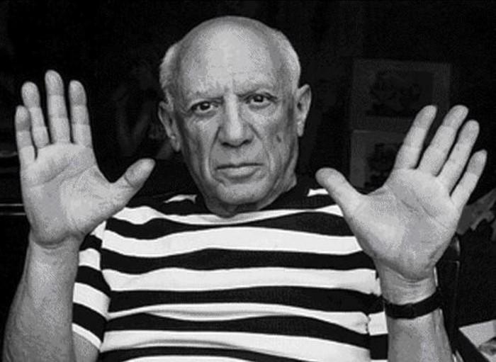 Знаменитый художник Пабло Пикассо | Фото: kleinburd.ru