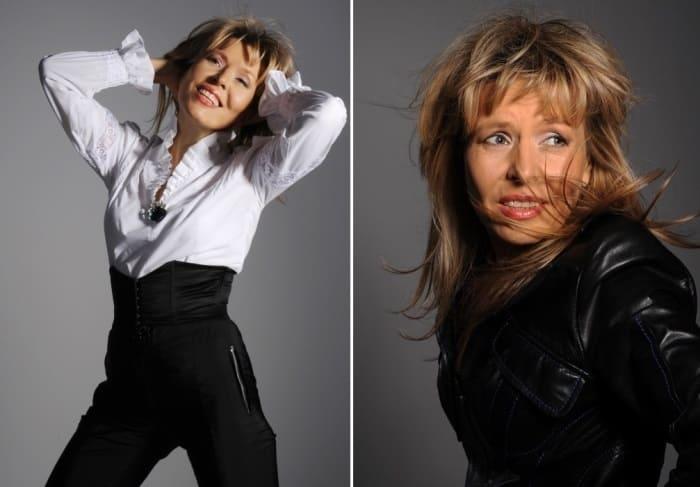 Рок-звезда 1980-х гг. | Фото: peoples.ru