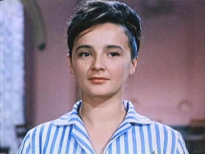 Ольга Красина в фильме *Зайчик*, 1964 | Фото: kino-teatr.ru