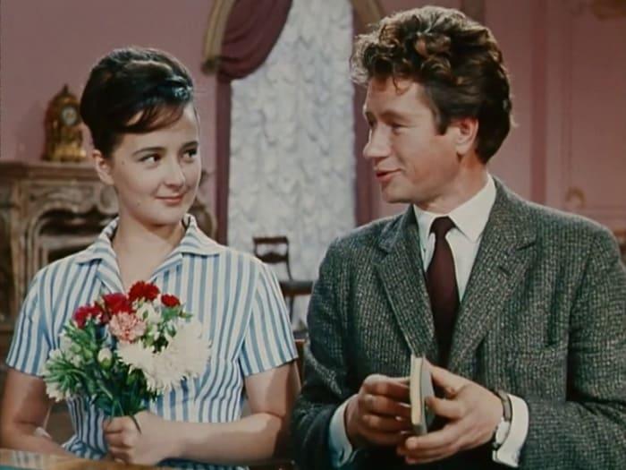 Кадр из фильма *Зайчик*, 1964 | Фото: megogo.net