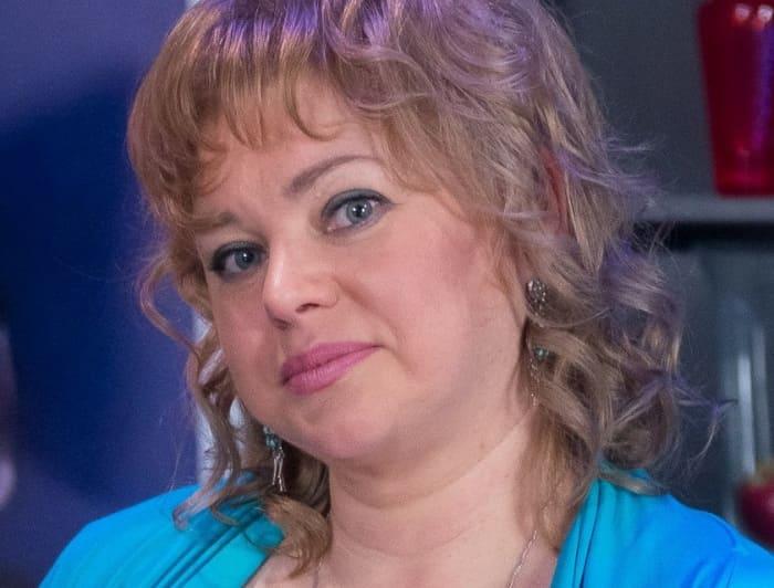 Заслуженная артистка России Ольга Машная | Фото: kino-teatr.ru