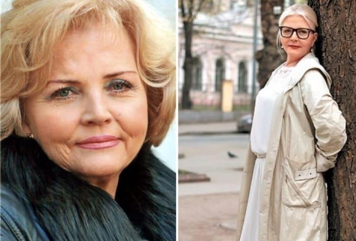 Актриса театра и кин Ольга Науменко | Фото: kino-teatr.ru и tele.ru