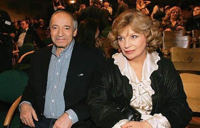 Ольга Остроумова и Валентин Гафт | Фото: uznayvse.ru