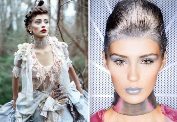 Российская модель, которой удалось построить успешную карьеру в мире моды за рубежом | Фото: mylitta.ru, vsenashimiss.blogspot.com