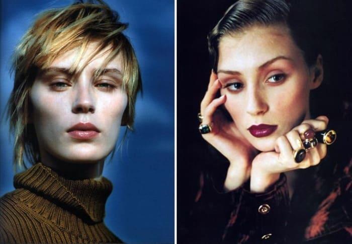 Российская модель, которой удалось построить успешную карьеру в мире моды за рубежом | Фото: mylitta.ru, stuki-druki.com